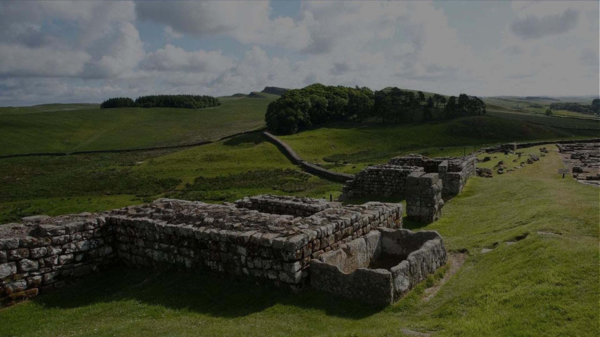 Housesteads Roman Fort
